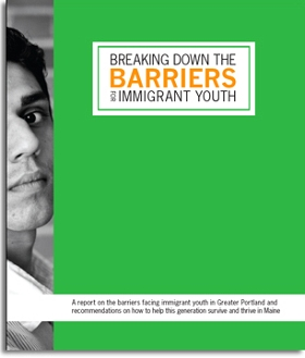 Breaking Down Barriers For Immigrant Youth Report